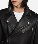 KARL LAGERFELD Ikonik leather biker jacket 8_r