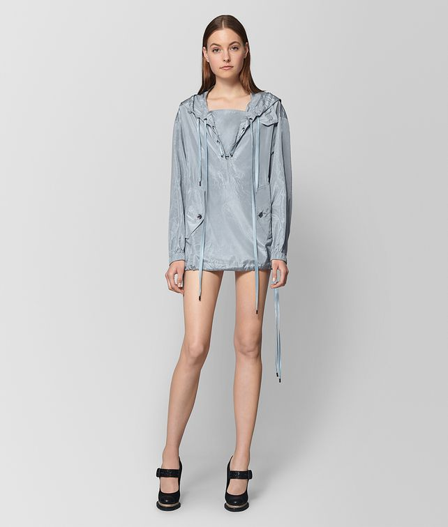 BOTTEGA VENETA ARCTIC SILK JACKET Outerwear and Jacket Woman fp