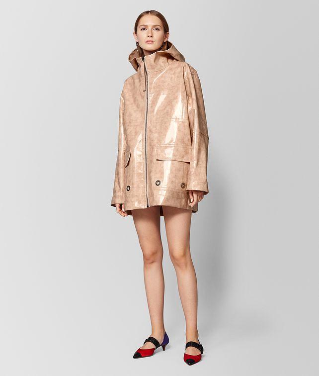 BOTTEGA VENETA PEACH ROSE CALF JACKET Outerwear and Jacket [*** pickupInStoreShipping_info ***] fp