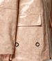 BOTTEGA VENETA PEACH ROSE CALF JACKET Outerwear and Jacket Woman ep