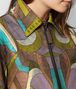 BOTTEGA VENETA MULTICOLOR AYERS PATCHWORK JACKET Outerwear and Jacket Woman ap