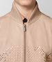 BOTTEGA VENETA PEACH ROSE LAMB JACKET Outerwear and Jacket Man ap