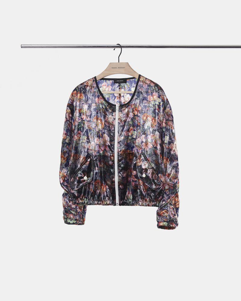 OPHIA short zipped jacket ISABEL MARANT