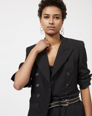 ISABEL MARANT JACKET Woman JERENA stretch jacket  r