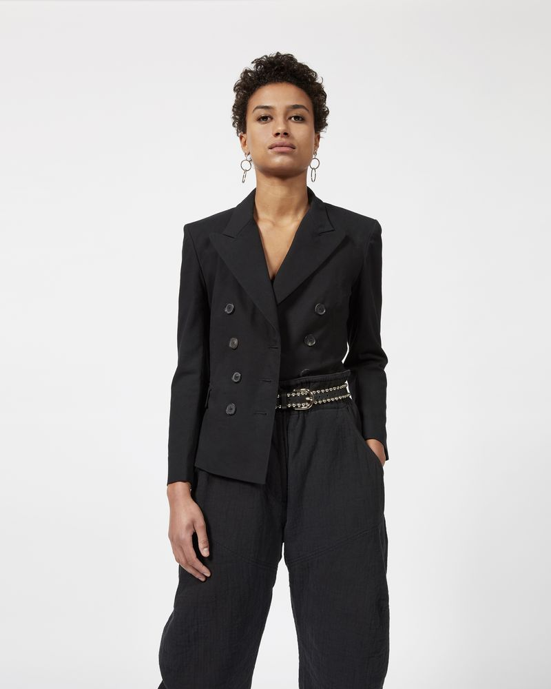 JERENA stretch jacket  ISABEL MARANT