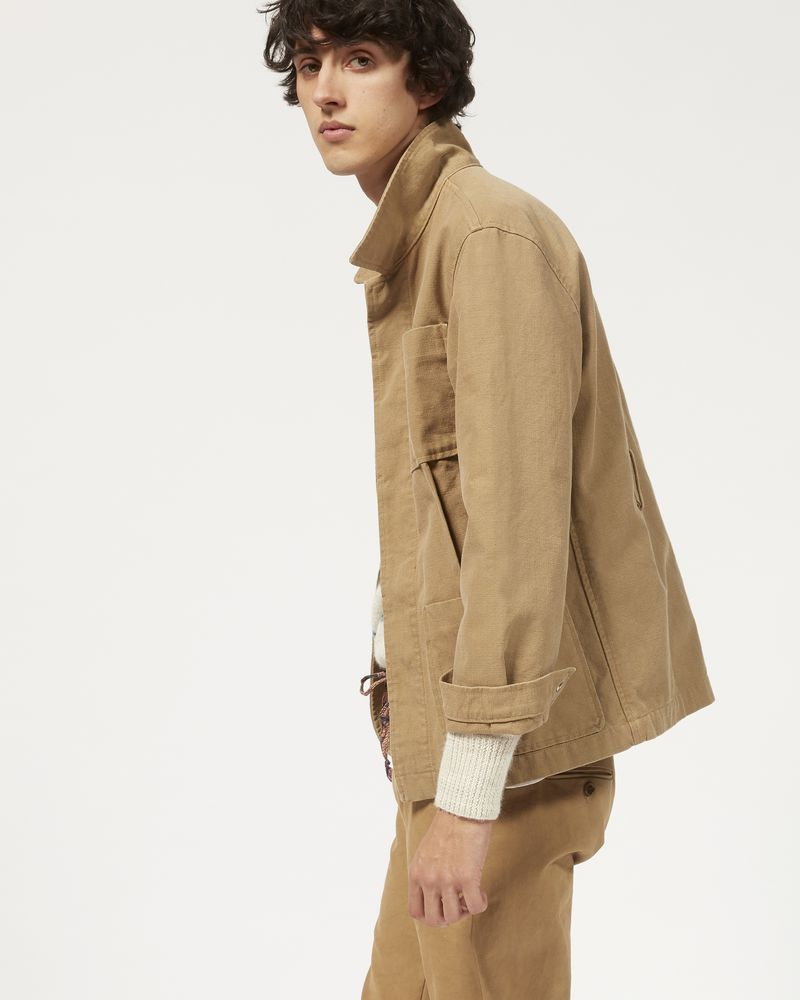 "LAPER ""worker"" jacket ISABEL MARANT"