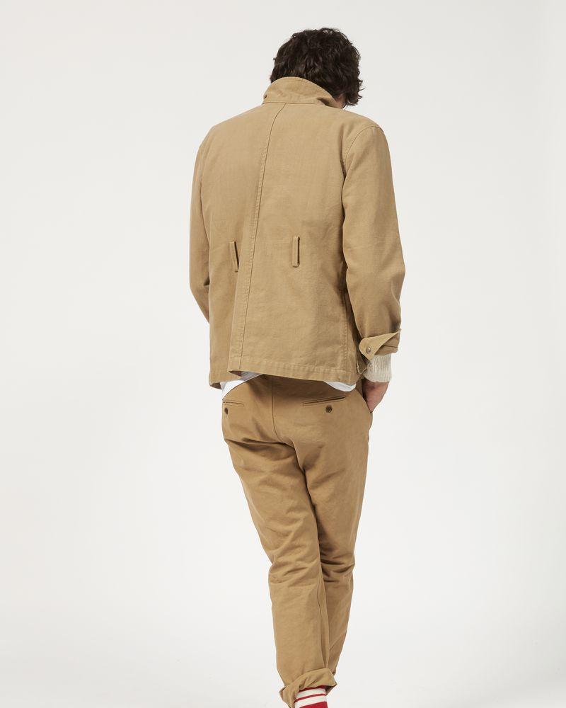 "LAPER ""worker"" jacket ISABEL MARANT"