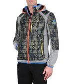 NAPAPIJRI Short jacket Man AROY PACKABLE 2IN1 f