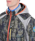 NAPAPIJRI AROY PACKABLE 2IN1 Short jacket Man b