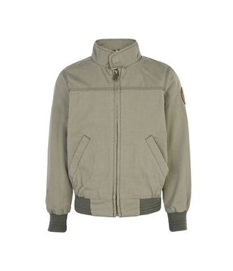 NAPAPIJRI K ASTI JUNIOR KID SHORT JACKET,KHAKI