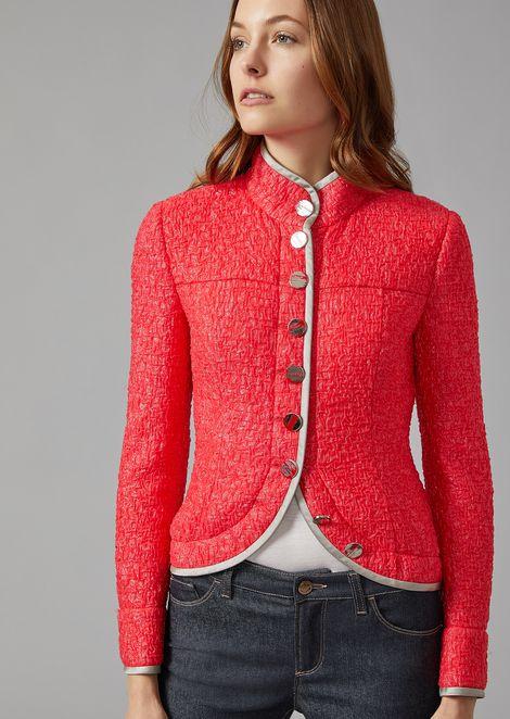GIORGIO ARMANI Fashion Jacket D f