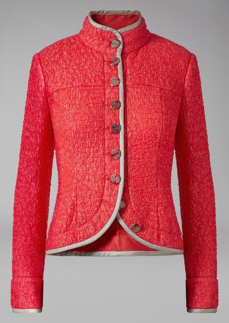 GIORGIO ARMANI Fashion Jacket D r