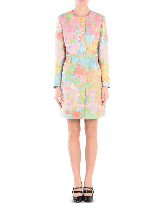 Full-length jacket Woman BOUTIQUE MOSCHINO