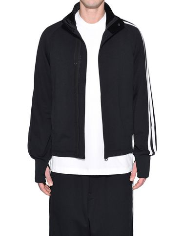 Y-3 Track top Man Y-3 3-Stripes Selvedge Matte Track Jacket r