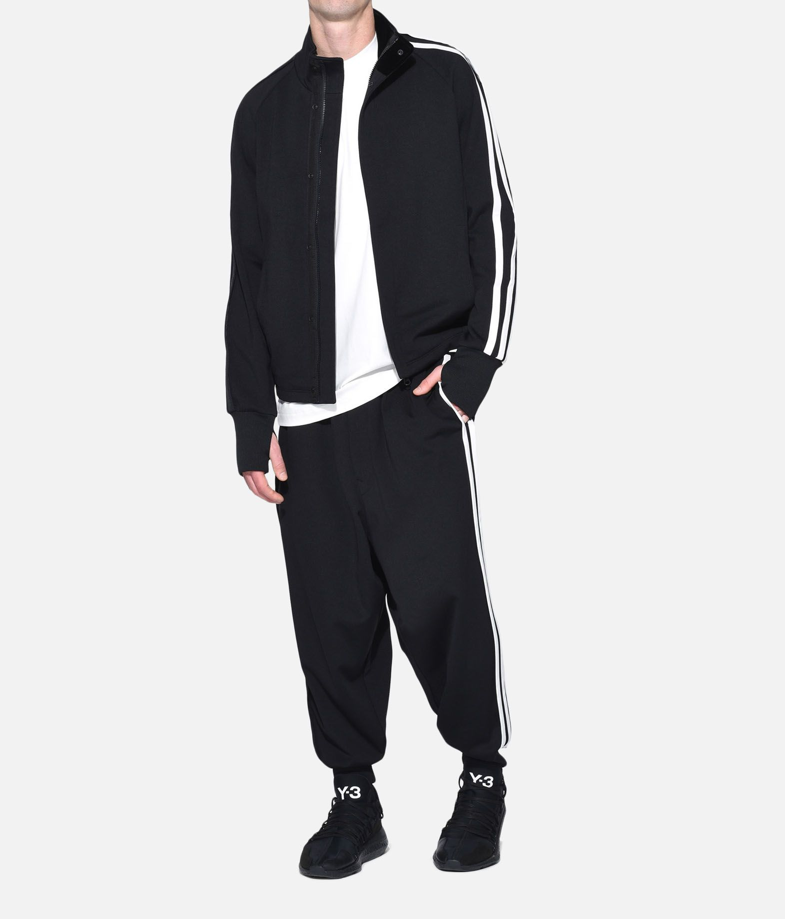 Y-3 Y-3 3-Stripes Selvedge Matte Track Jacket Track top Man a