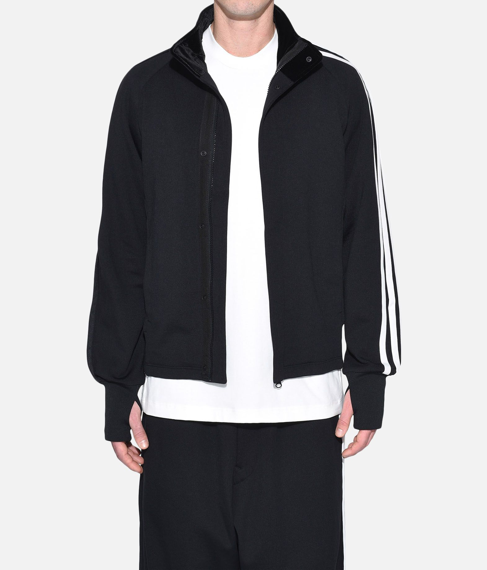 Y-3 Y-3 3-Stripes Selvedge Matte Track Jacket Track top Man r