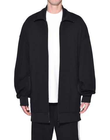Y-3 3-Stripes Matte Snap Track Jacket アウター メンズ Y-3 adidas