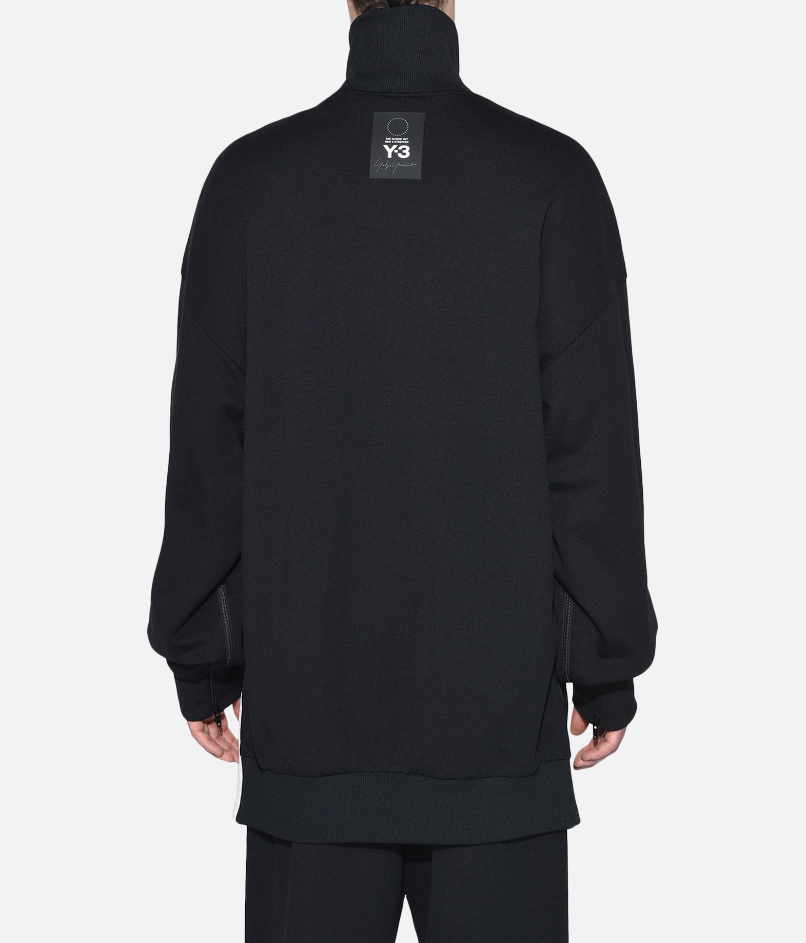 Y-3 Y-3 3-Stripes Matte Snap Track Jacket Track top Man d