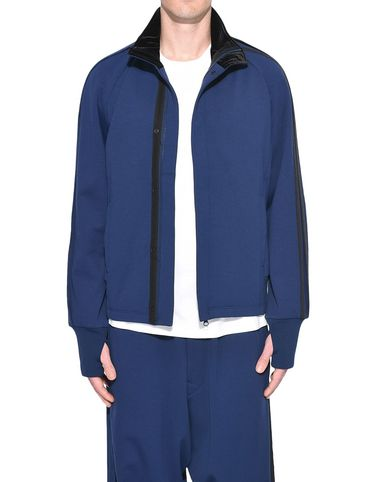 Y-3 Track top メンズ Y-3 3-Stripes Selvedge Matte Track Jacket r