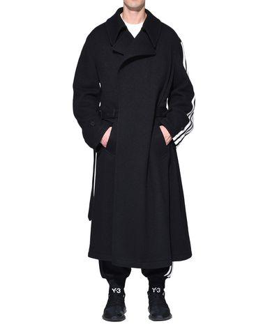 Y-3 Cappotto Uomo Y-3 Tailored Wool Coat r