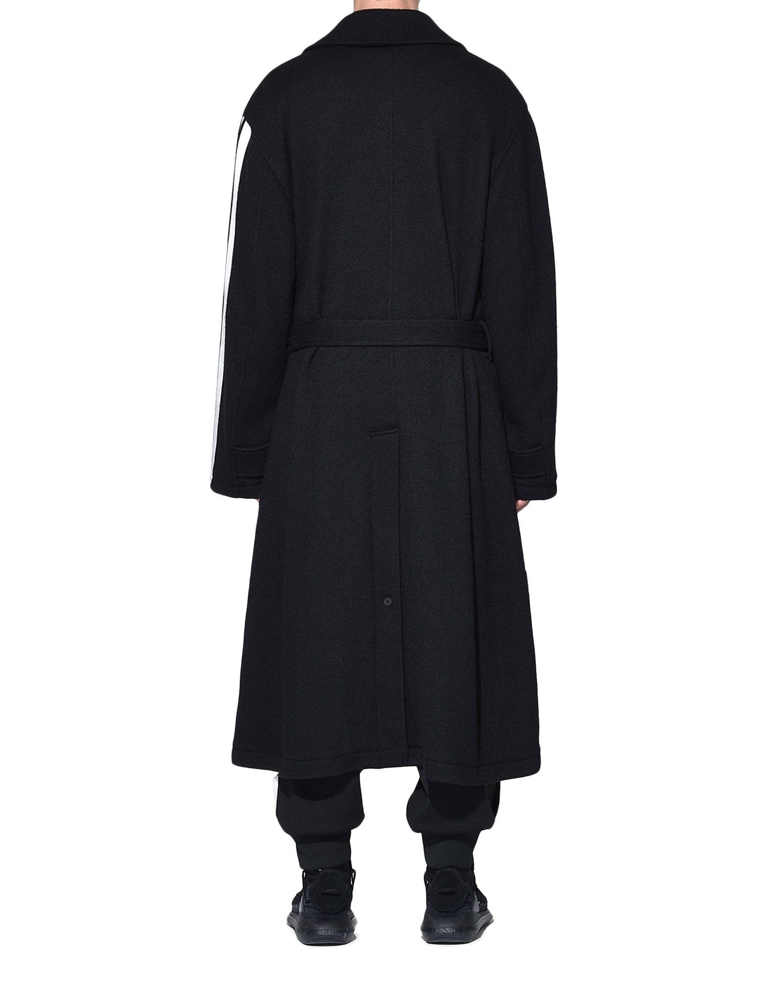 Y-3 Y-3 Tailored Wool Coat Coat Man d
