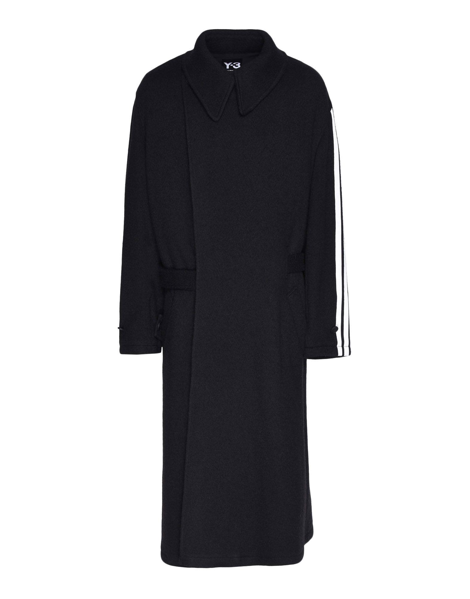 Y-3 Y-3 Tailored Wool Coat Coat Man f