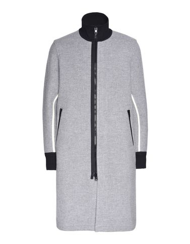 Y-3 Spacer Wool Coat
