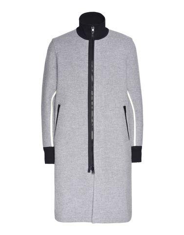 Y-3 Spacer Wool Coat