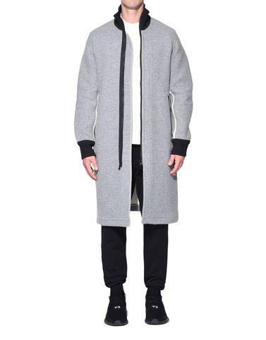 Y-3 Cappotto Uomo Y-3 Spacer Wool Coat r