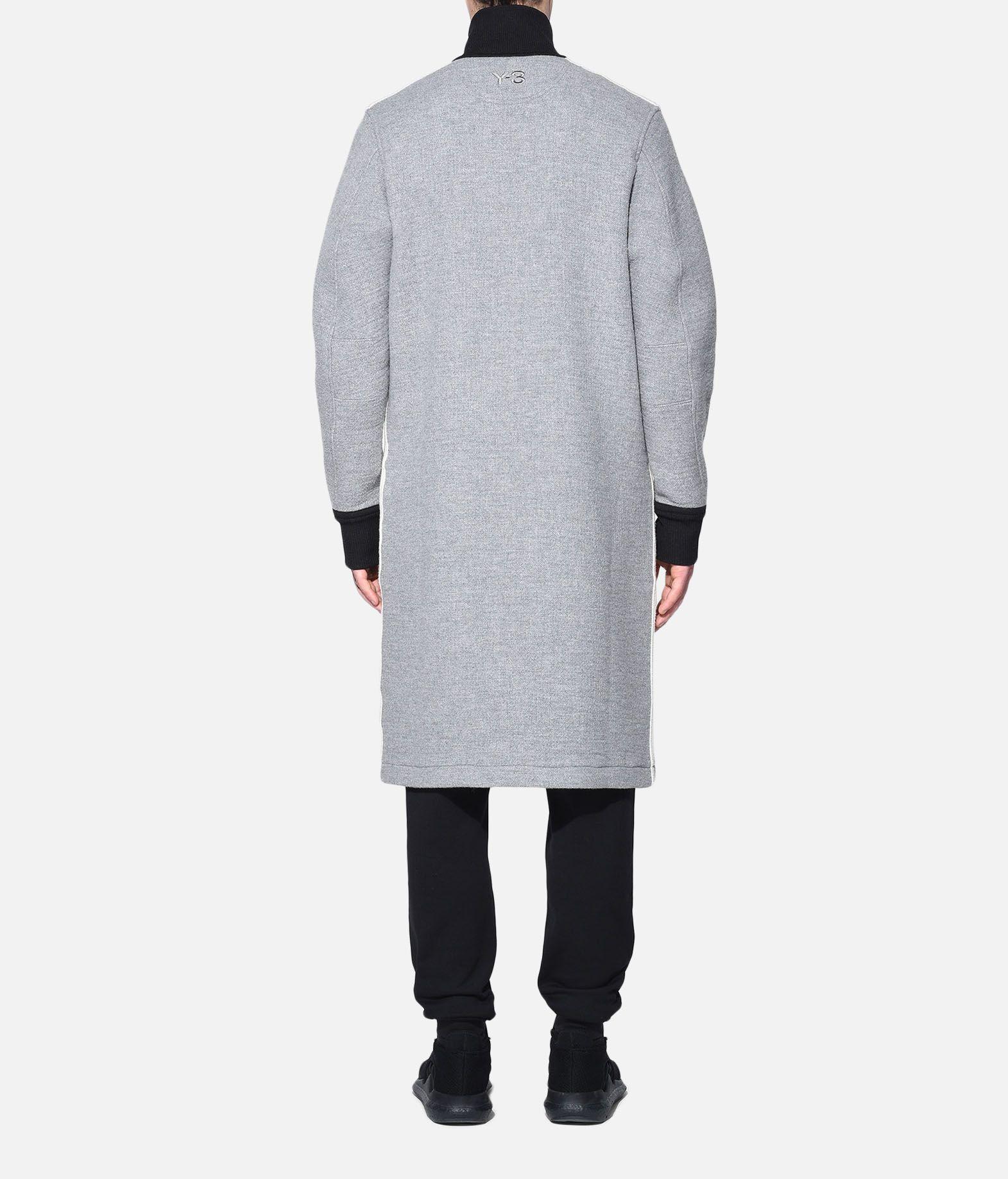 Y-3 Y-3 Spacer Wool Coat コート メンズ d