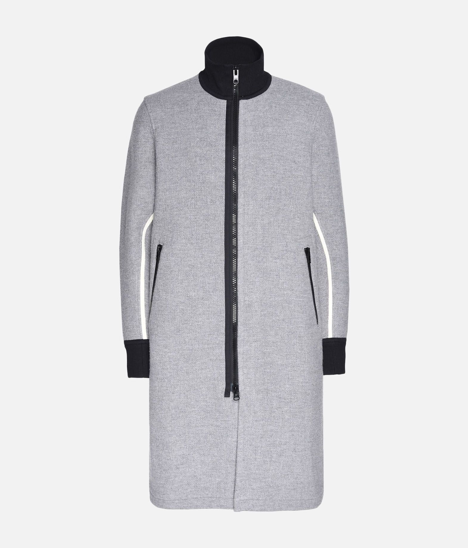 Y-3 Y-3 Spacer Wool Coat Coat Man f