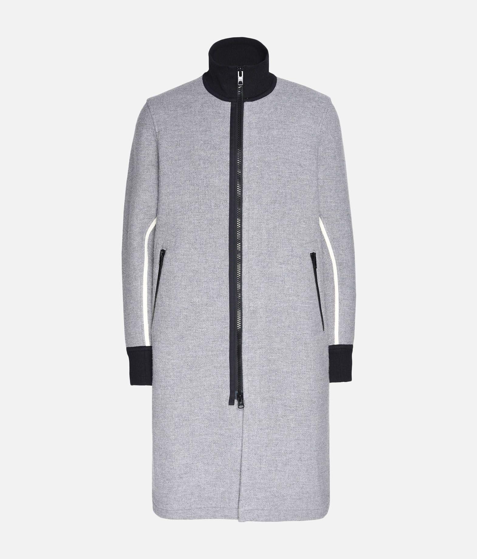 Y-3 Y-3 Spacer Wool Coat コート メンズ f