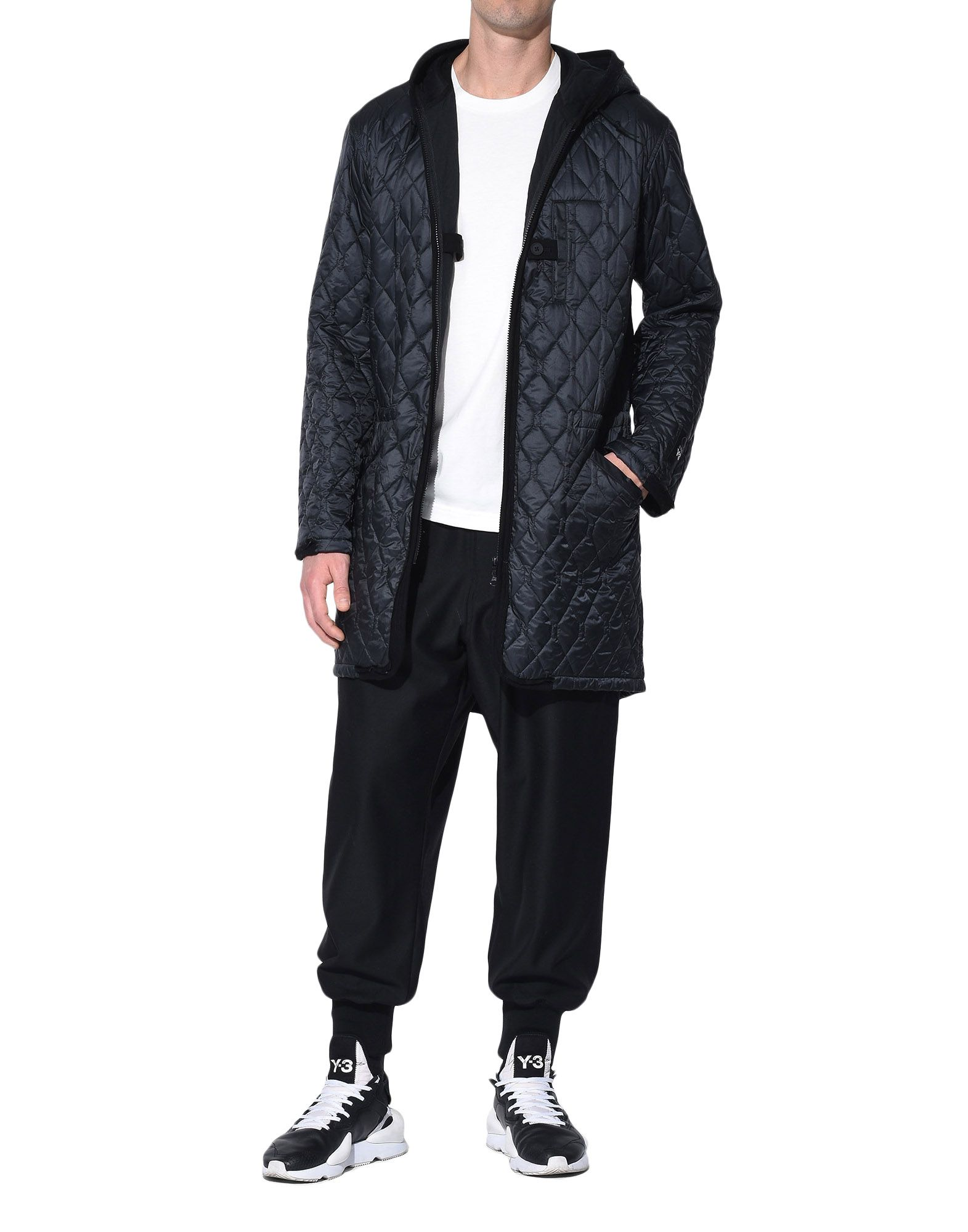 Y-3 Y-3 Quilted Jacket Blazer Man a