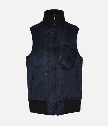 Y-3 Oversize Reversible Vest