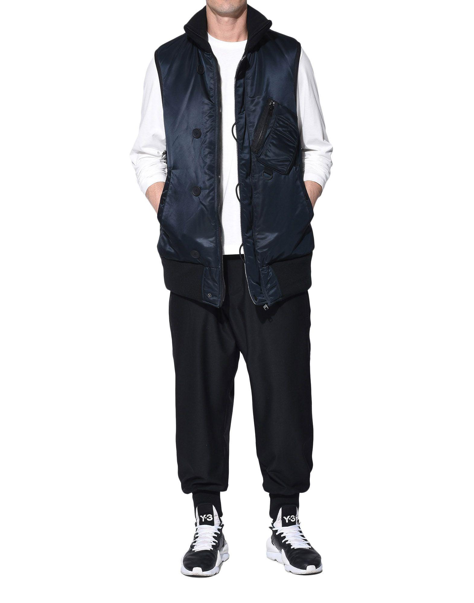 Y-3 Y-3 Oversize Reversible Vest ベスト メンズ a