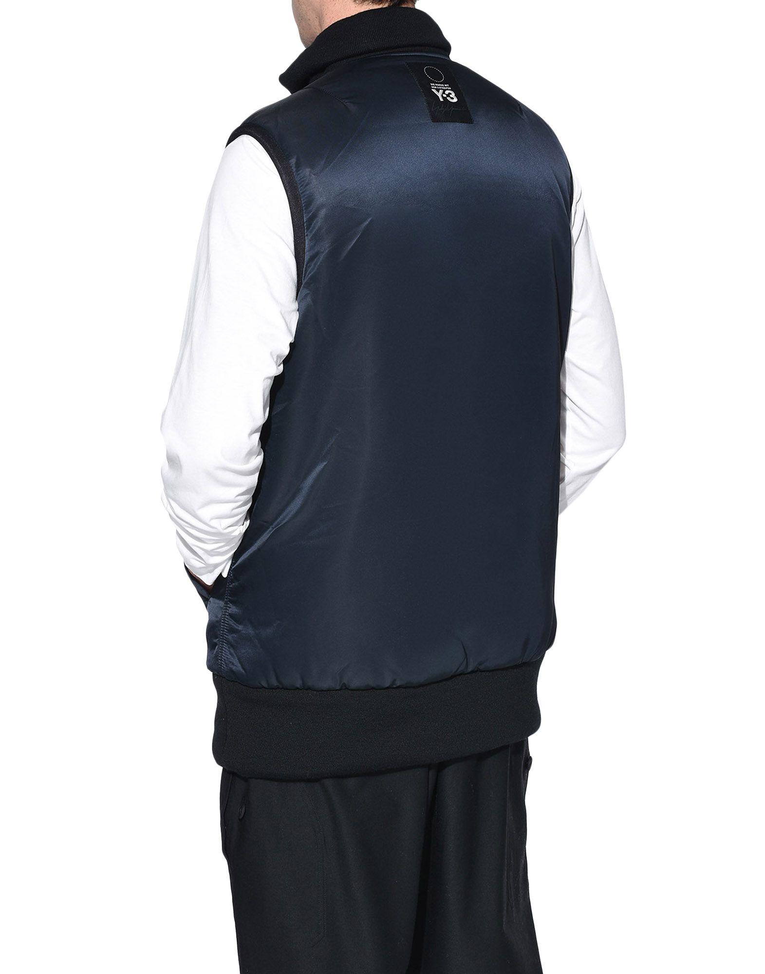 Y-3 Y-3 Oversize Reversible Vest ベスト メンズ e