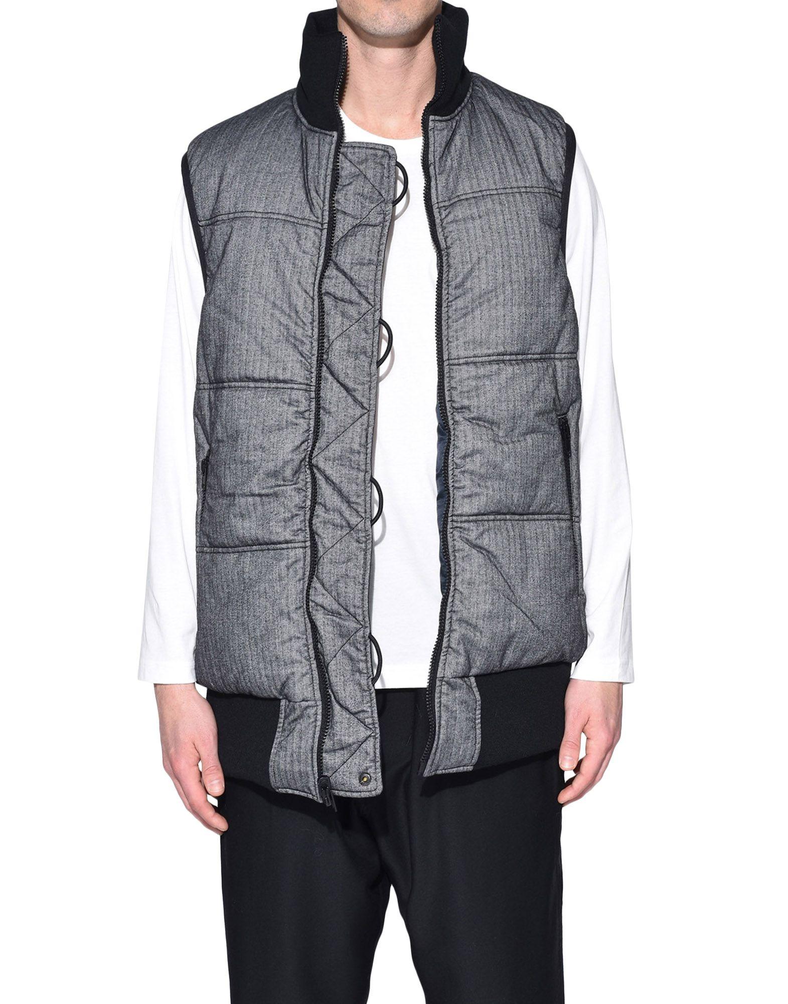 Y-3 Y-3 Oversize Reversible Vest ベスト メンズ r