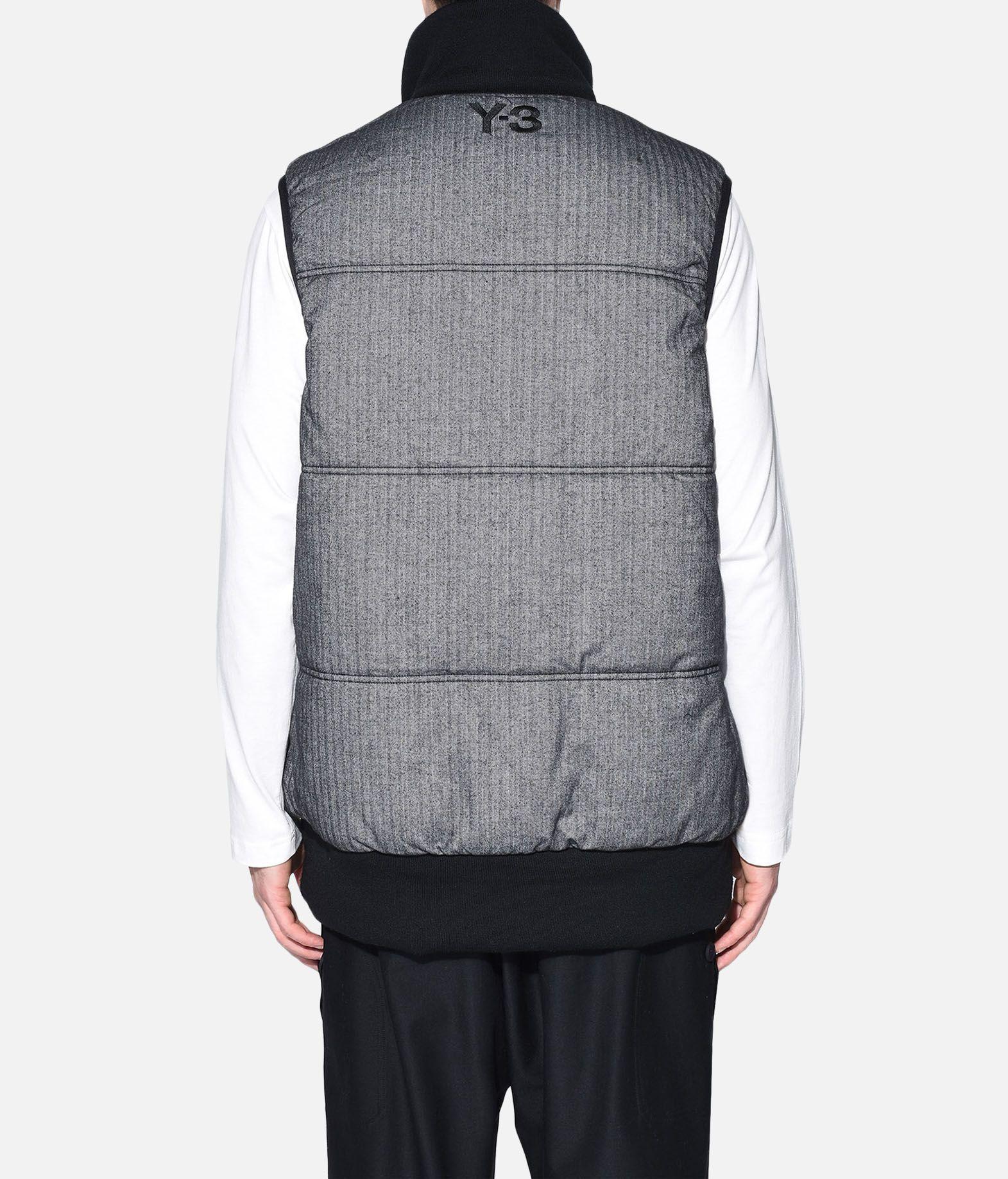 Y-3 Y-3 Oversize Reversible Vest Vest Man d