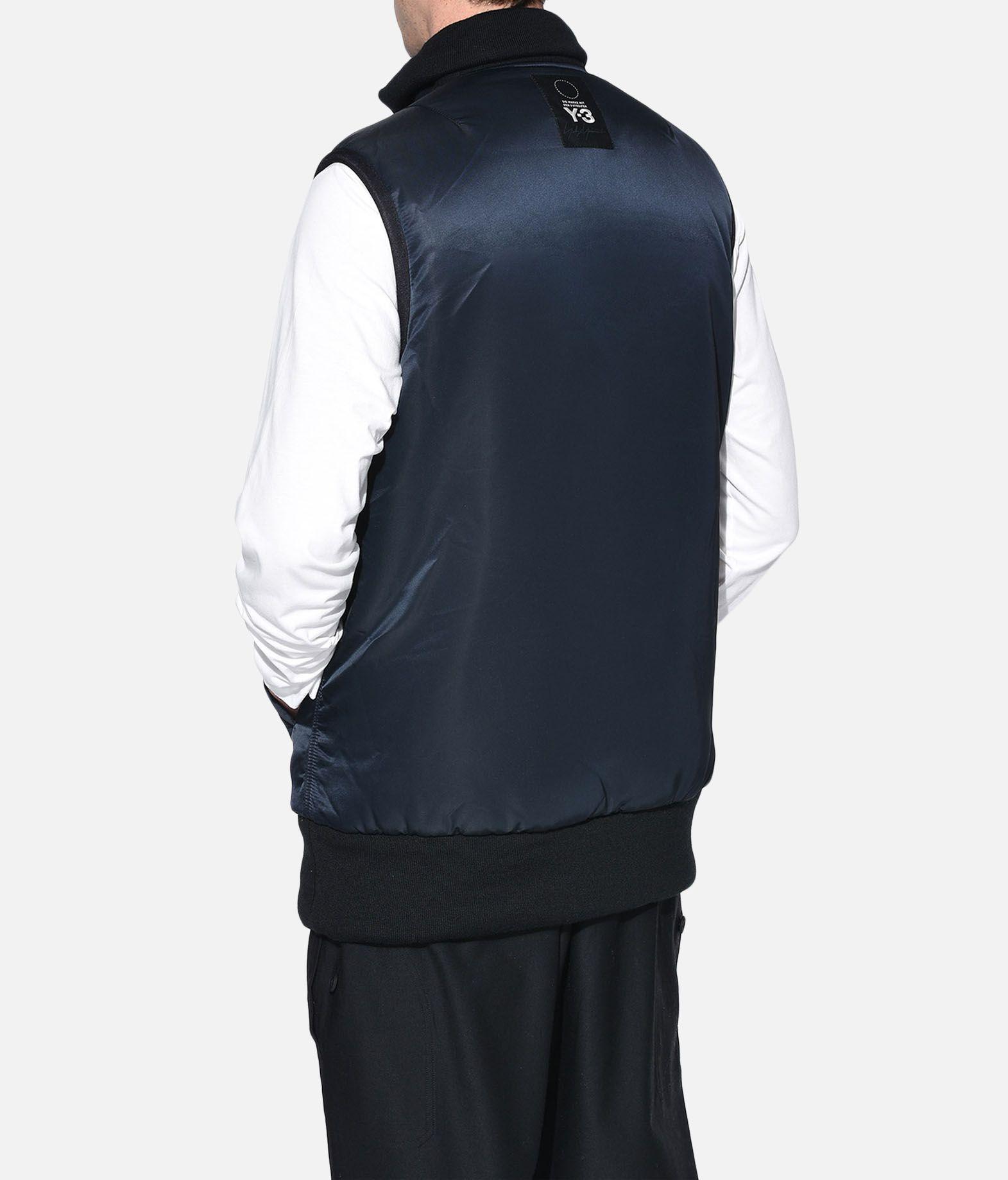 Y-3 Y-3 Oversize Reversible Vest Vest Man e