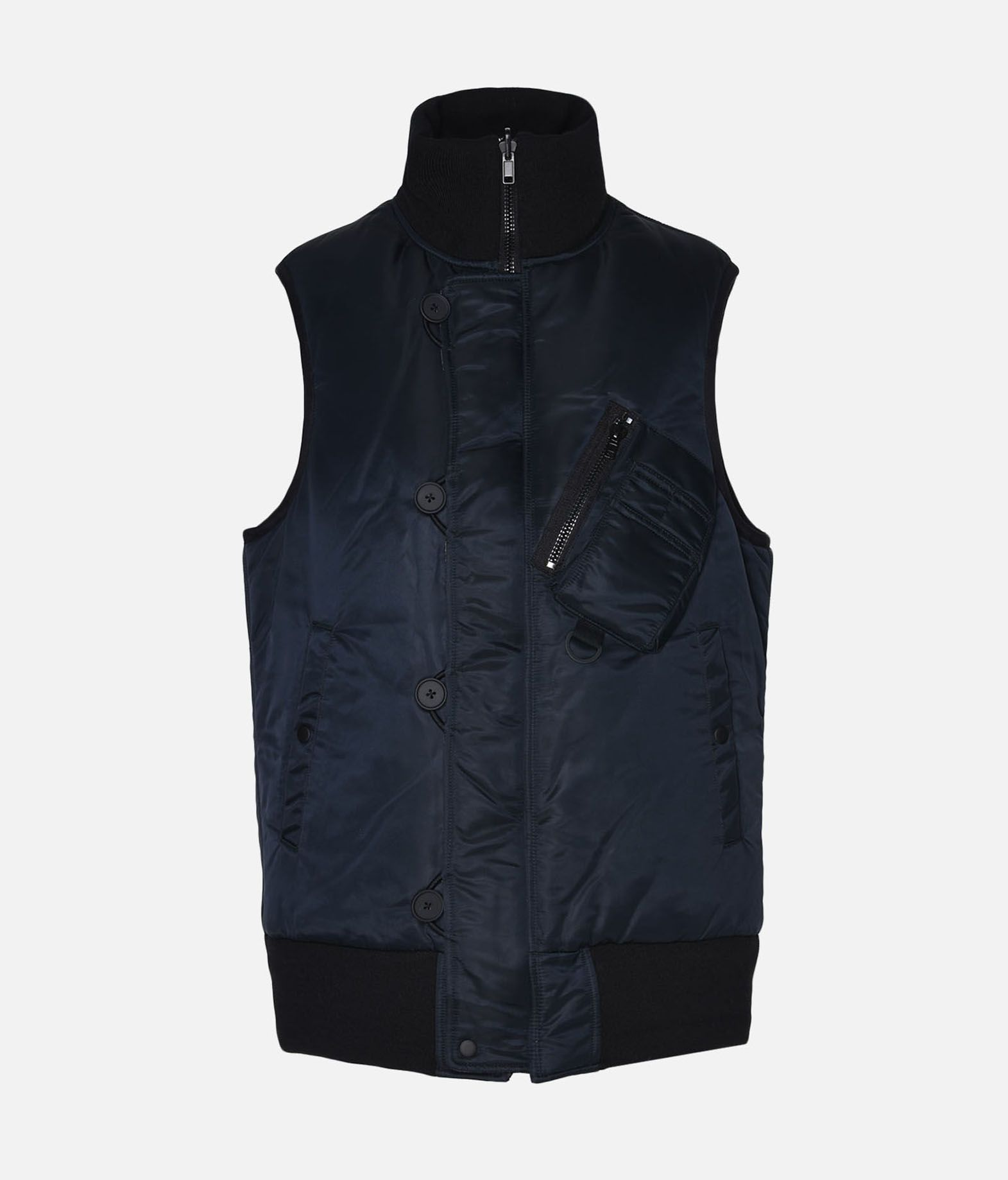Y-3 Y-3 Oversize Reversible Vest Vest Man f
