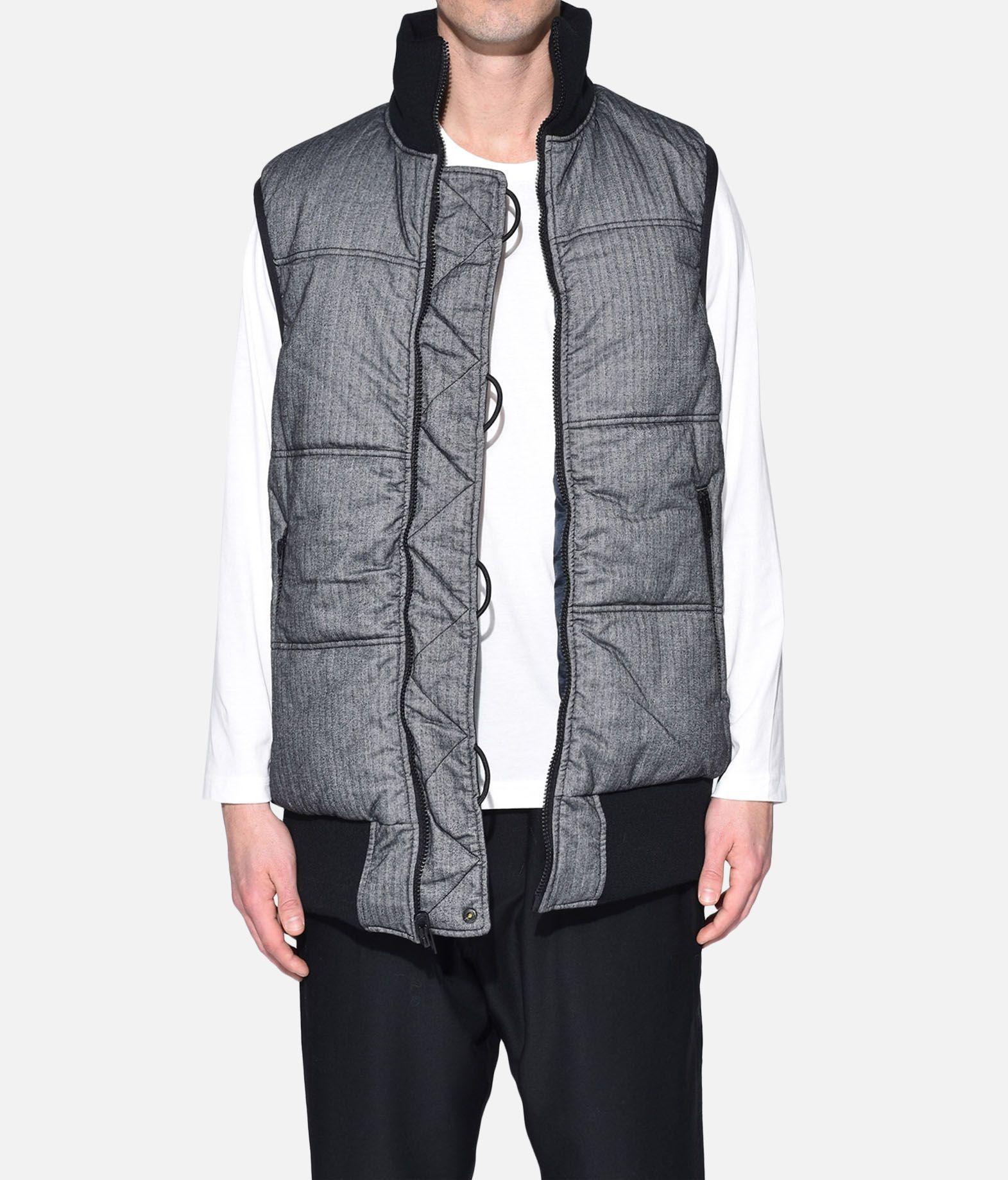 Y-3 Y-3 Oversize Reversible Vest Vest Man r