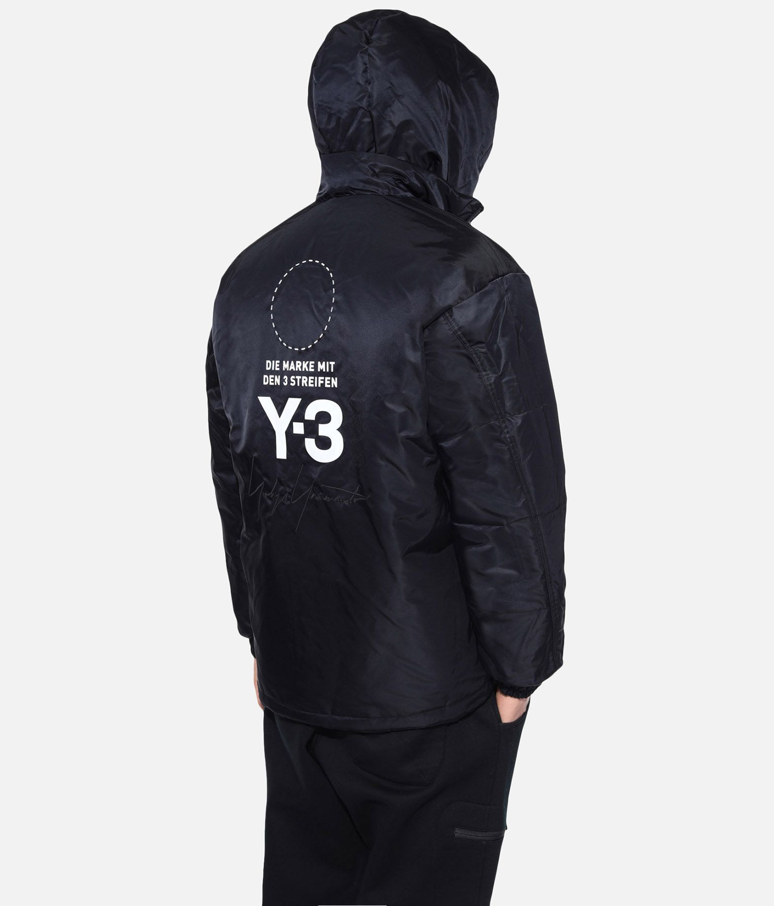 Y-3 Y-3 Padded Jacket Down jacket Man e