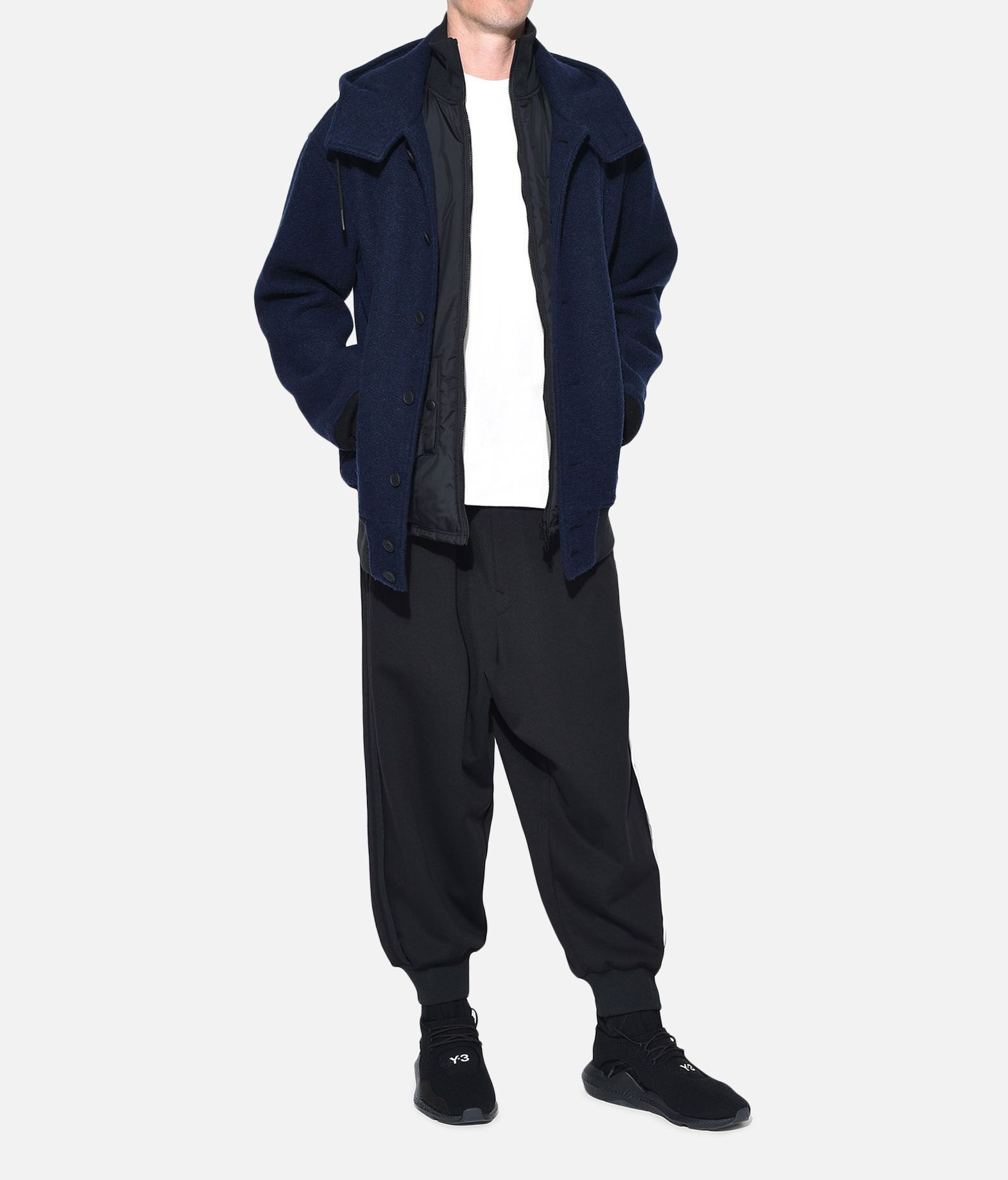 Y-3 Y-3 Wool Jacket Blazer Man a