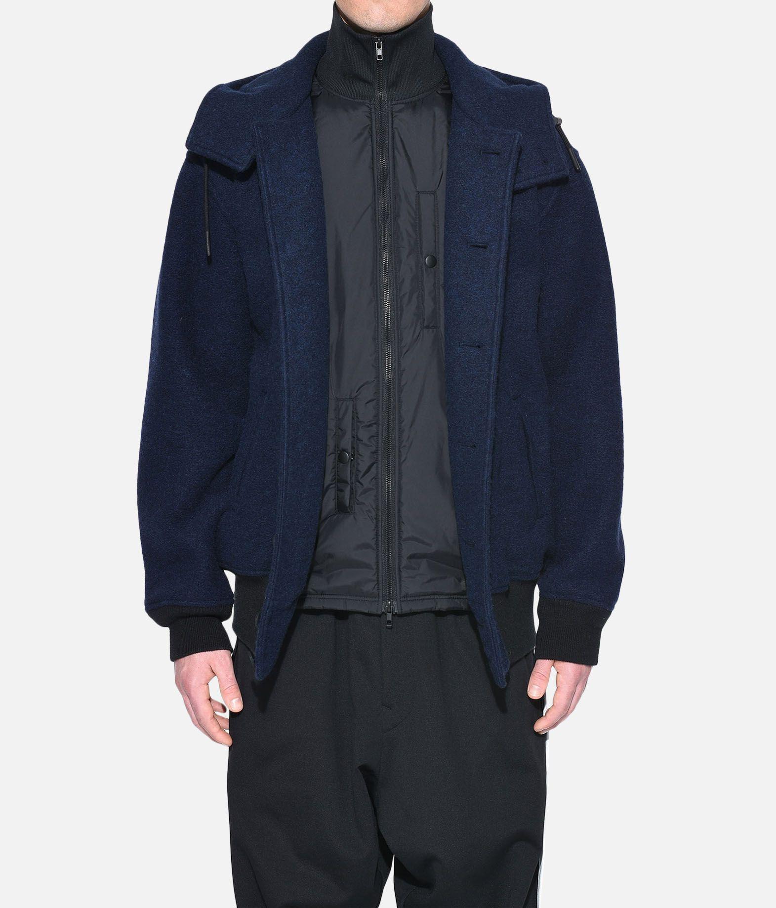 Y-3 Y-3 Wool Jacket フォーマルジャケット メンズ r