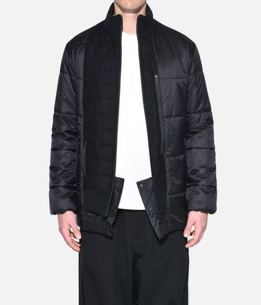 Y-3 Steppjacke Herren Y-3 Patchwork Down Jacket r