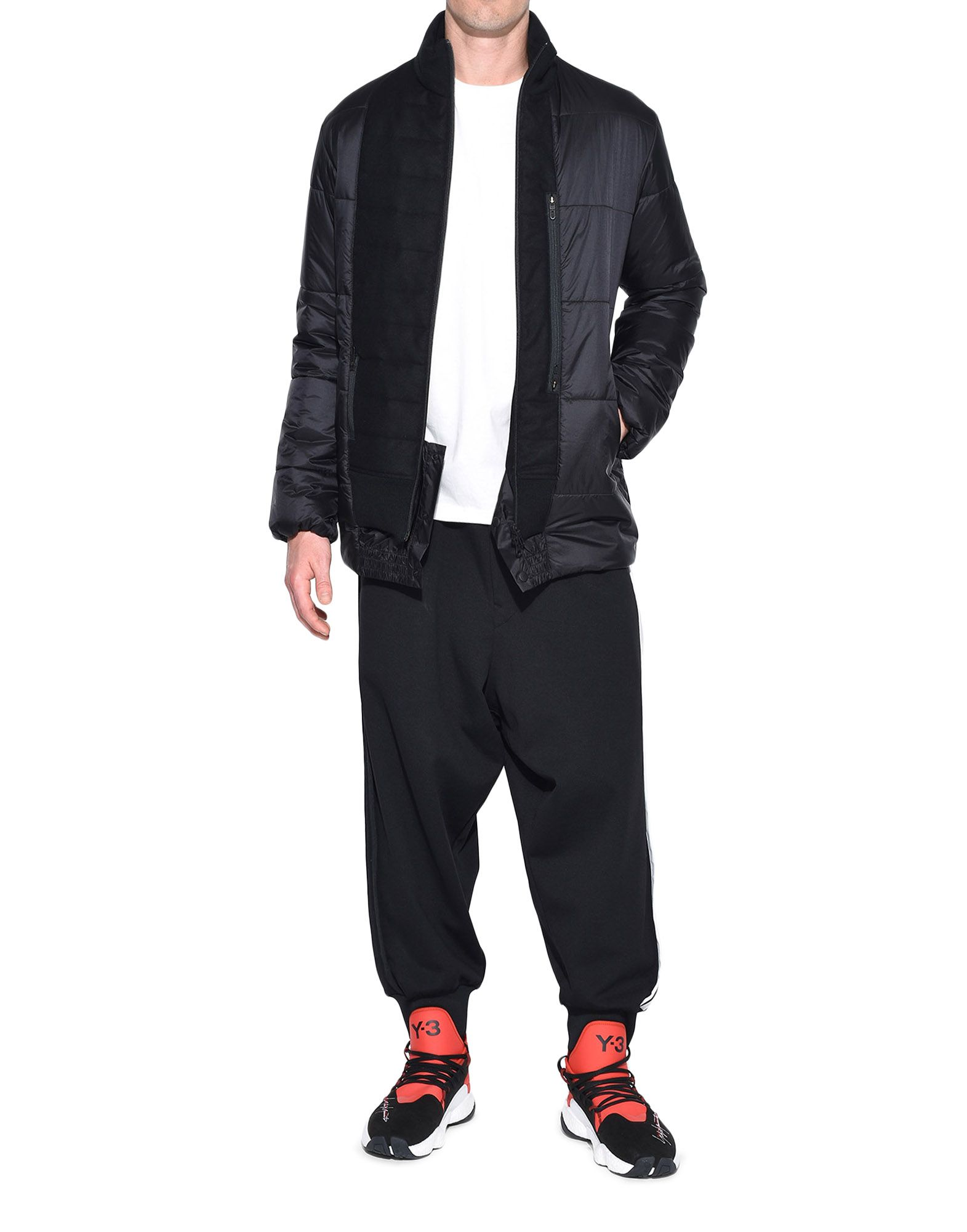Y-3 Y-3 Patchwork Down Jacket Down jacket Man a