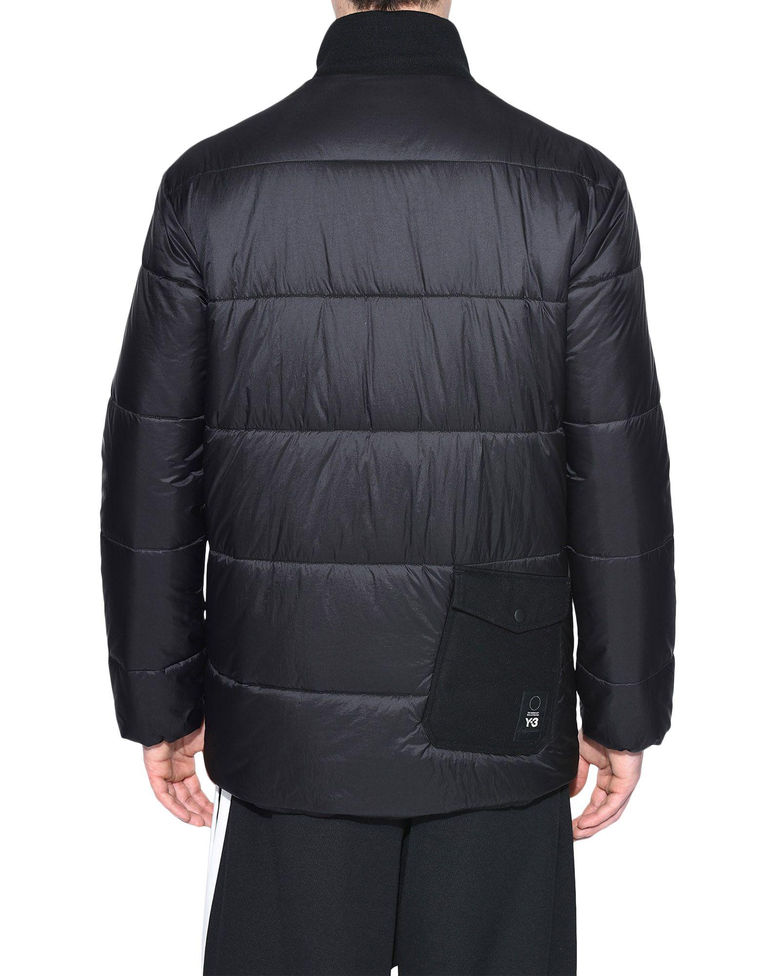 Y-3 Y-3 Patchwork Down Jacket Down jacket Man d