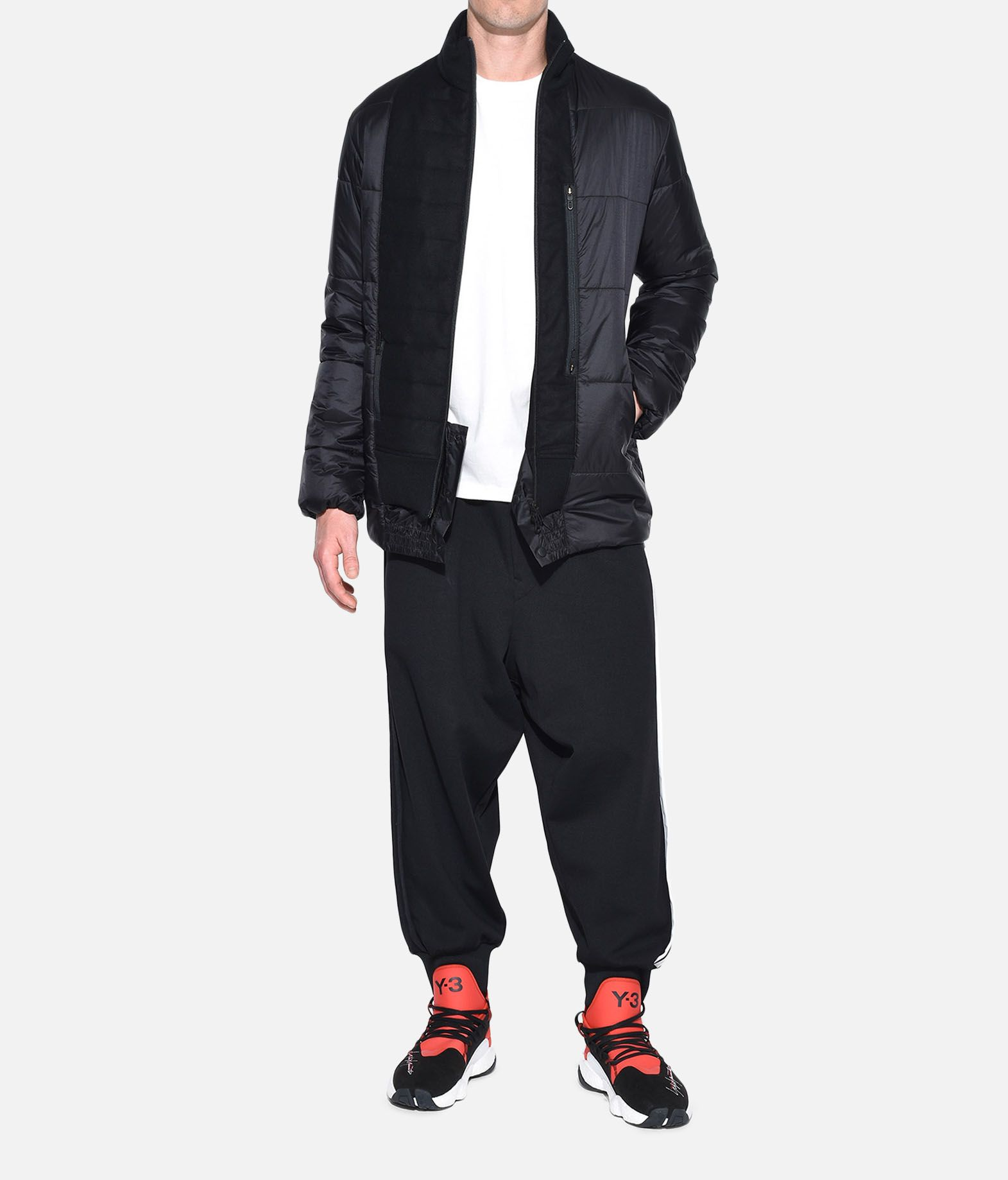 Y-3 Y-3 Patchwork Down Jacket ダウン メンズ a