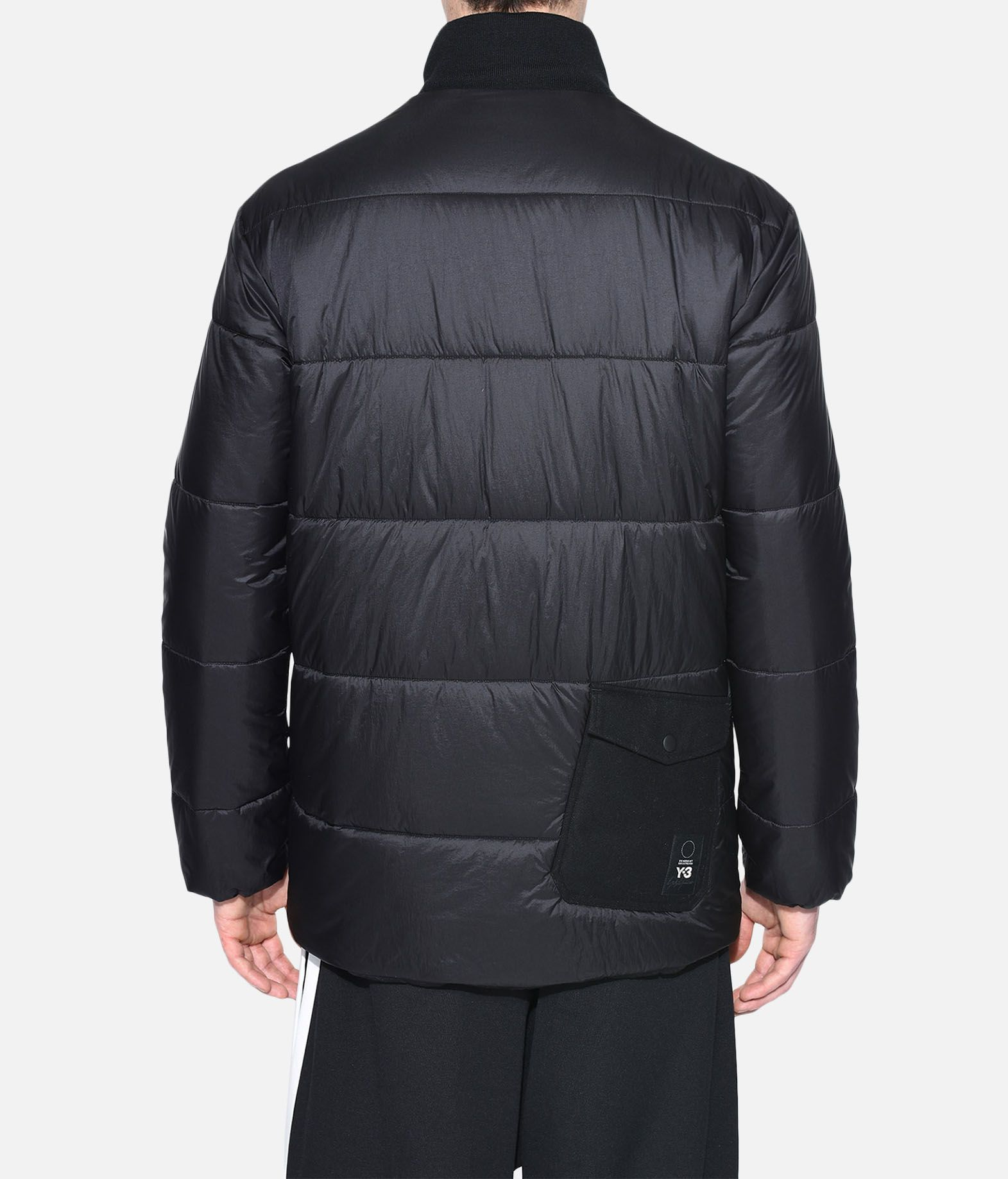 Y-3 Y-3 Patchwork Down Jacket Down jacket Man d