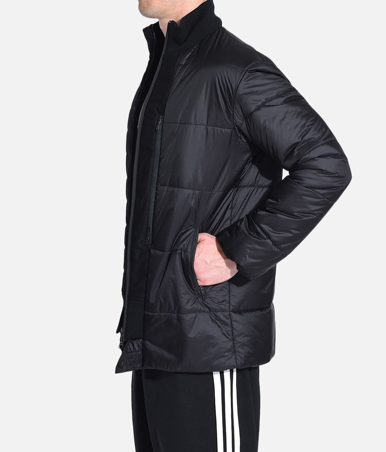 Y-3 Y-3 Patchwork Down Jacket ダウン メンズ e